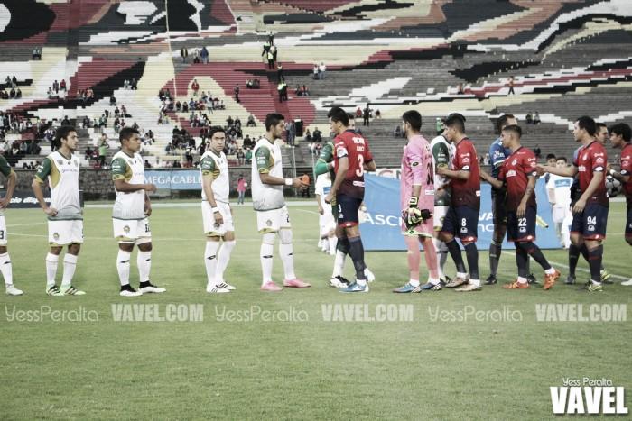 Fotos e imágenes del Potros UAEM 1-1 Cimarrones FC de la Jornada 8 del Ascenso MX Apertura 2016