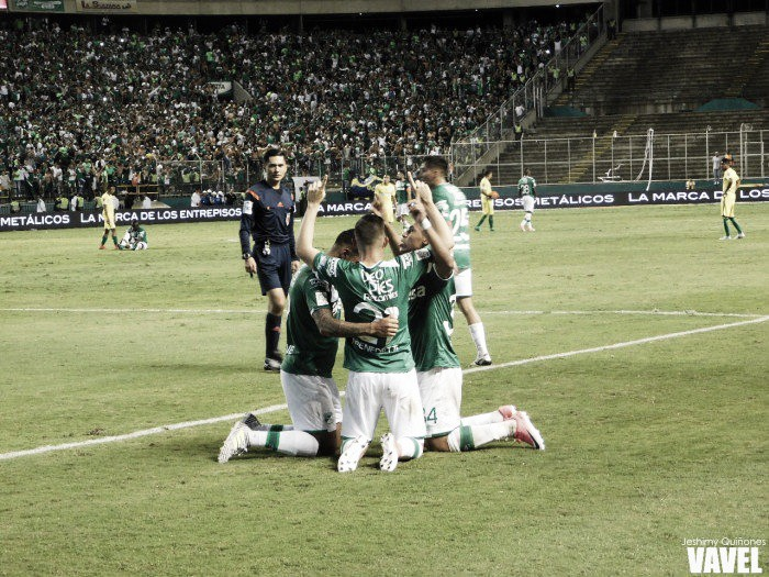 Deportivo Cali se estrena ante Danubio