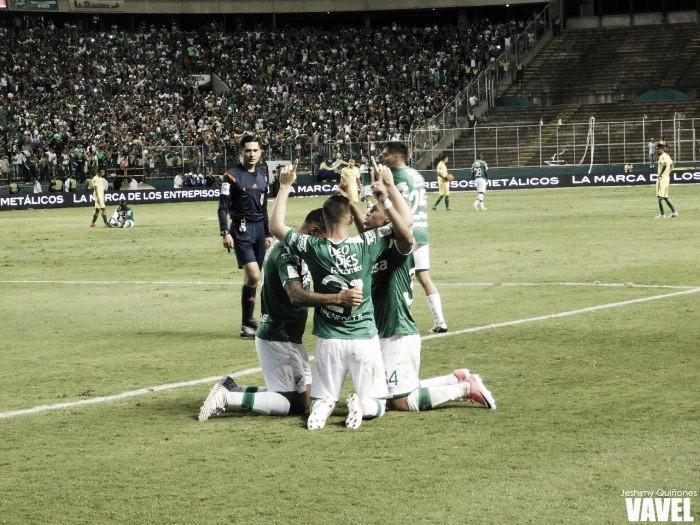 Datos del Deportivo Cali: Liga Águila 2017-I