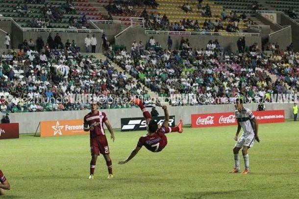 Zacatepec se despide de la Copa MX con derrota ante Coras de Tepic