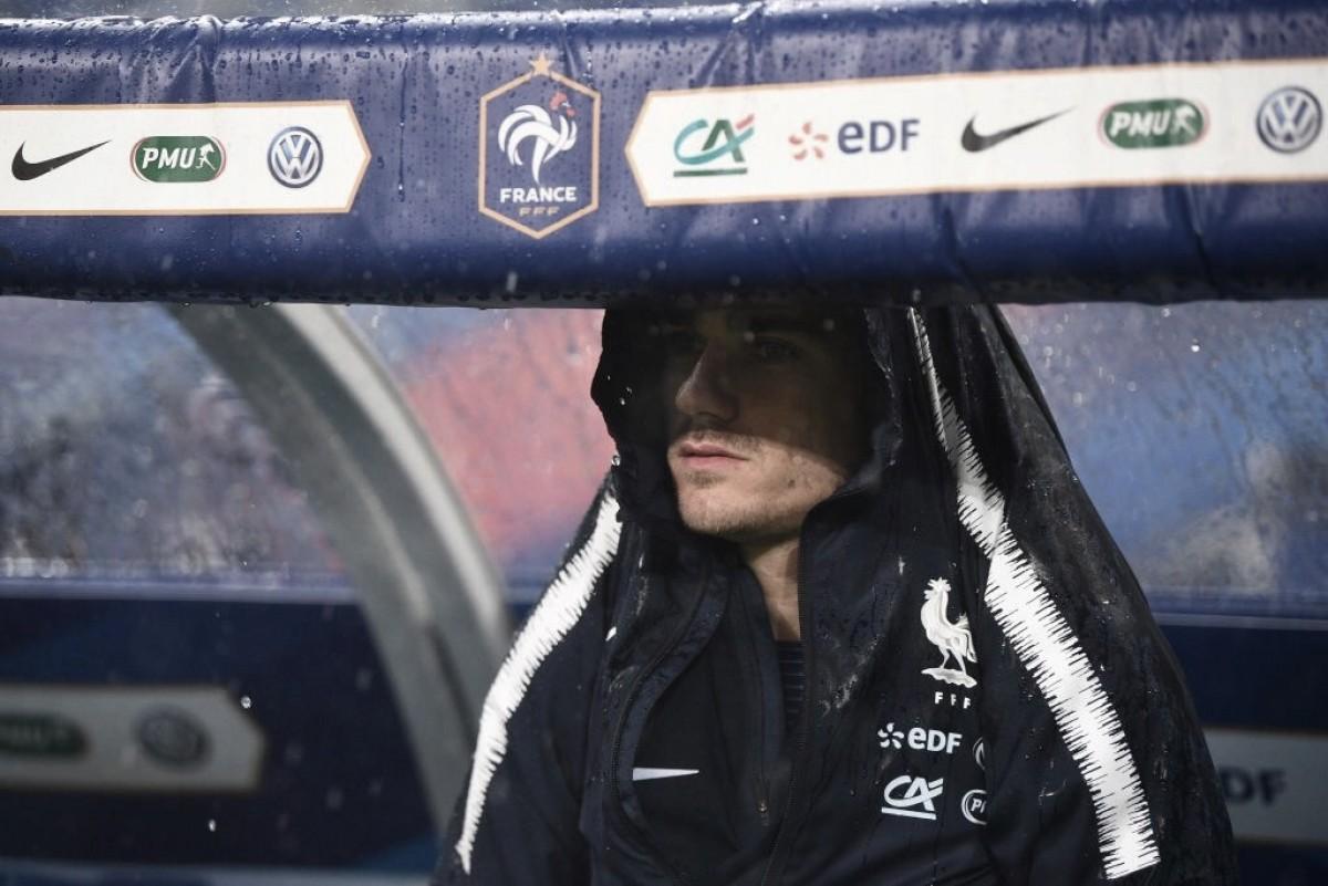 Antoine Griezmann decidirá antes del Mundial su futuro