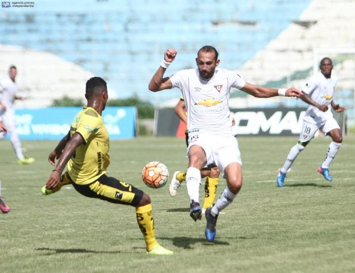 Liga y Deportivo Cuenca cierran la novena fecha