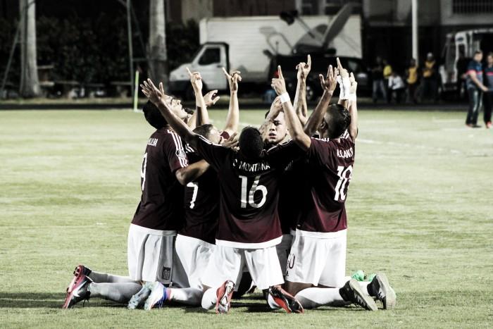 Los goles llegaron al Misael Delgado