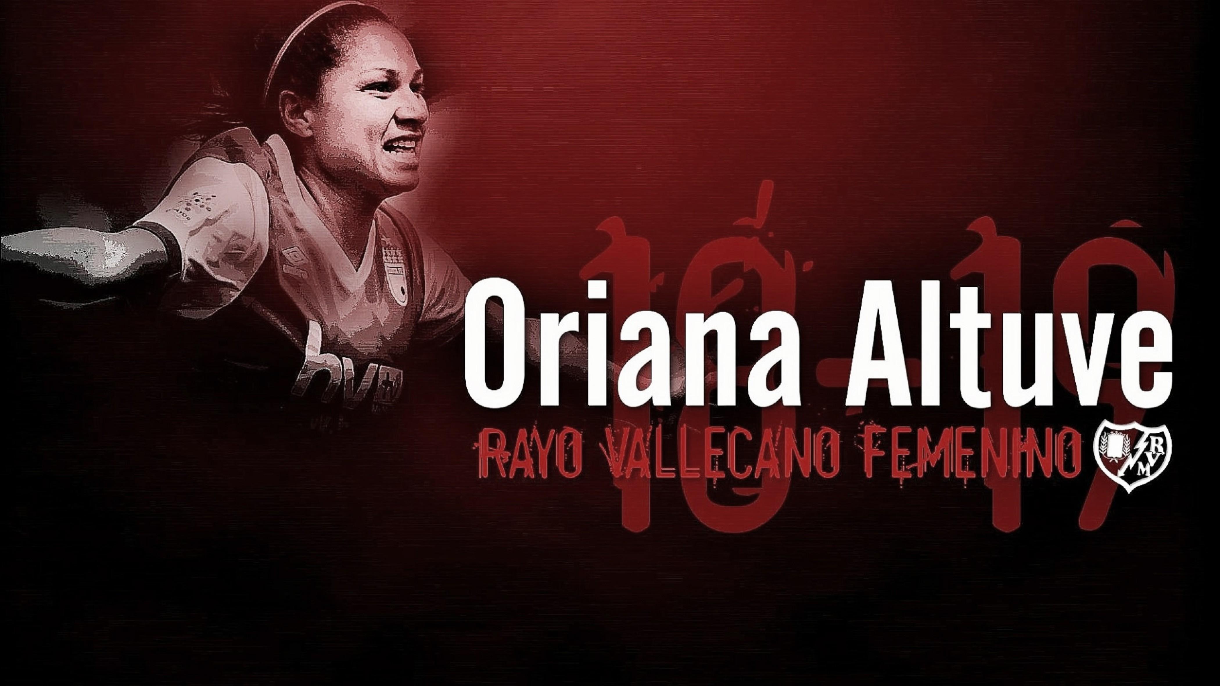 """Oriana Altuve: """"Es muy difícil alcanzar todo lo que Natalia ha logrado"""""""