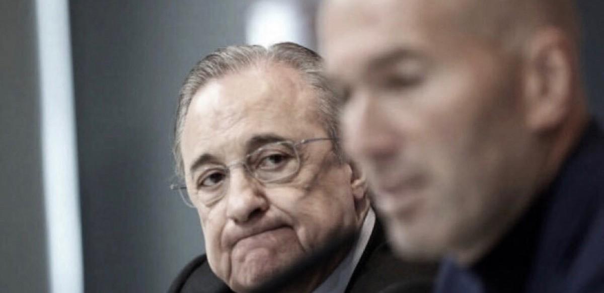 ¿Et Maintenant Florentino? Ecos después de la salida de Zizou