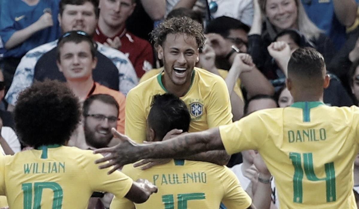 Neymar y mas guiños al Real Madrid