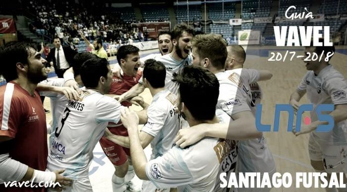 Guía VAVEL Santiago Futsal 2017/18: la regularidad, la clave