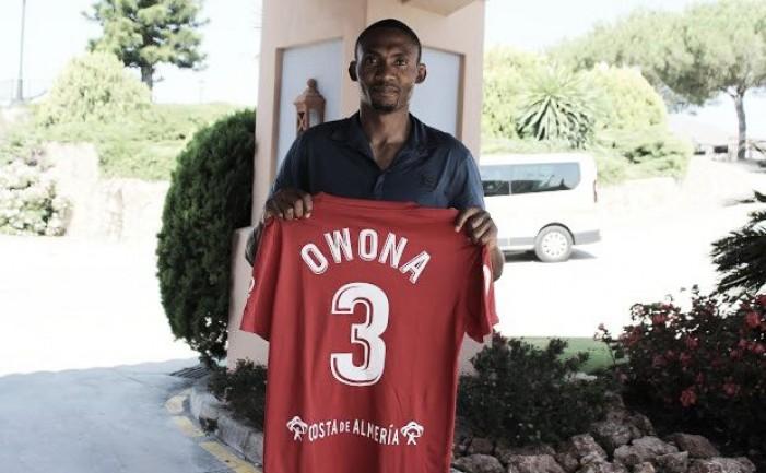 """Owona: """"Mi objetivo es seguir creciendo en cada partido"""""""