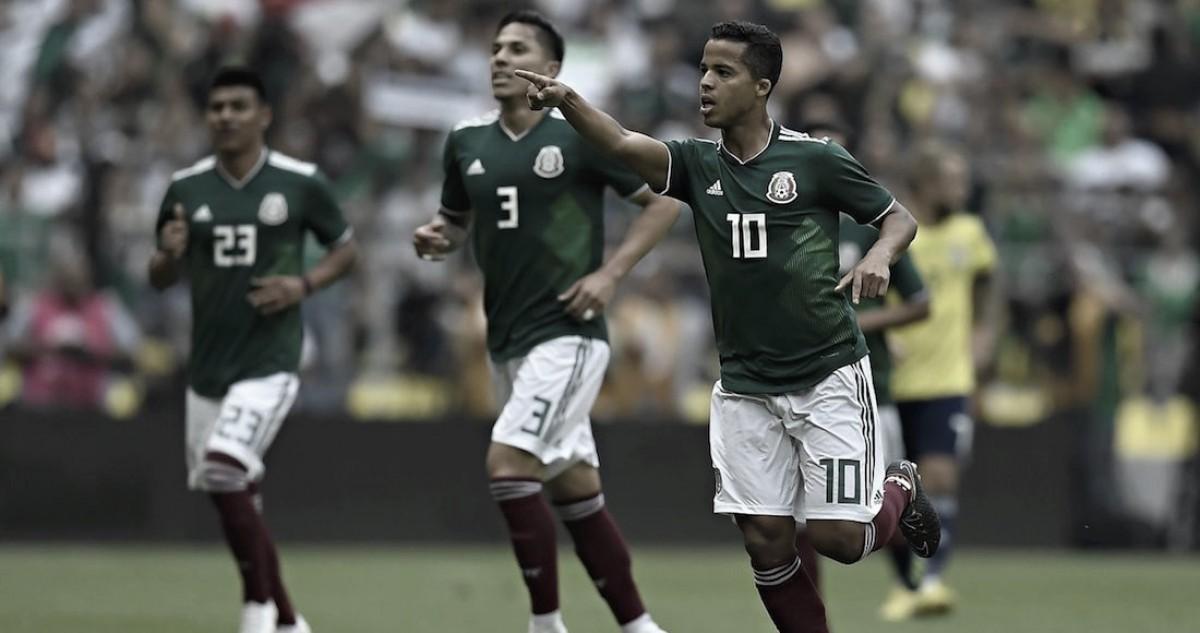 Análisis táctico de México 2018: rotar o no rotar