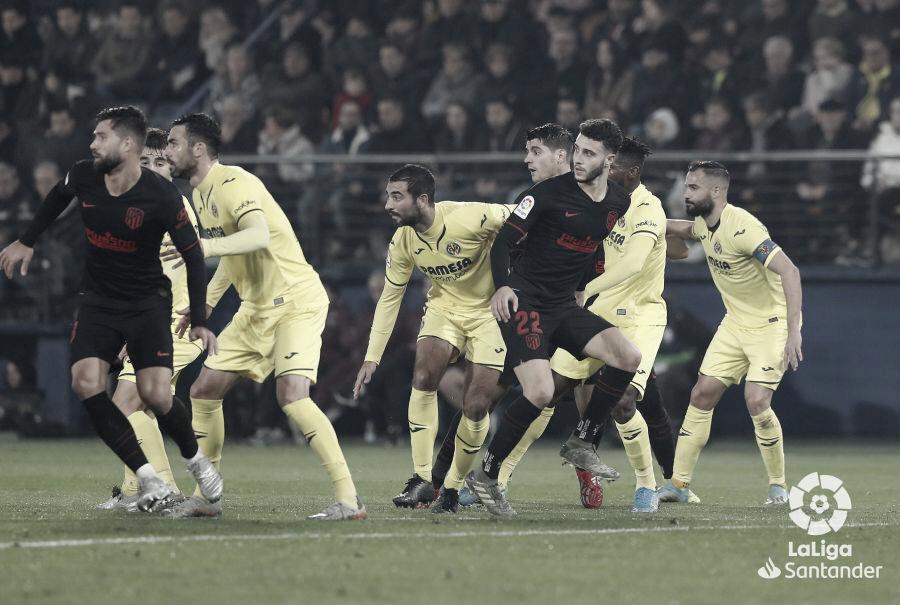 El Villarreal se mantiene a flote