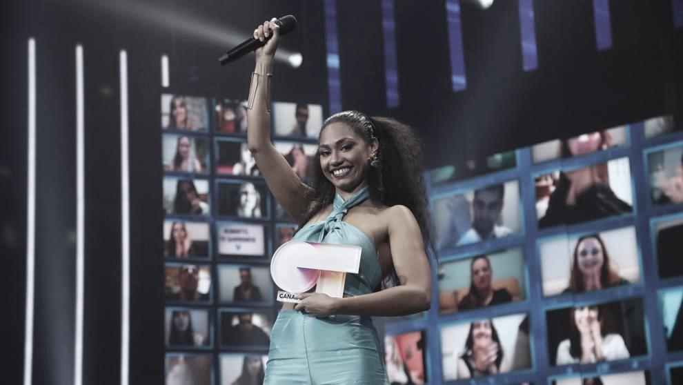Crónica de una victoria anunciada: Nia se proclama ganadora de 'OT 2020' en una gala poco emocionante