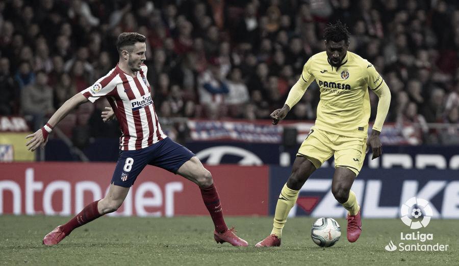 Resumen Atlético de Madrid vs Villarreal (0-0)