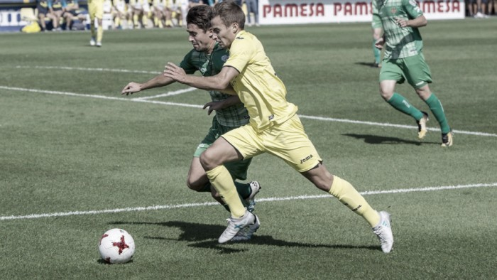 El Villarreal B se topa con la derrota en Cornellà