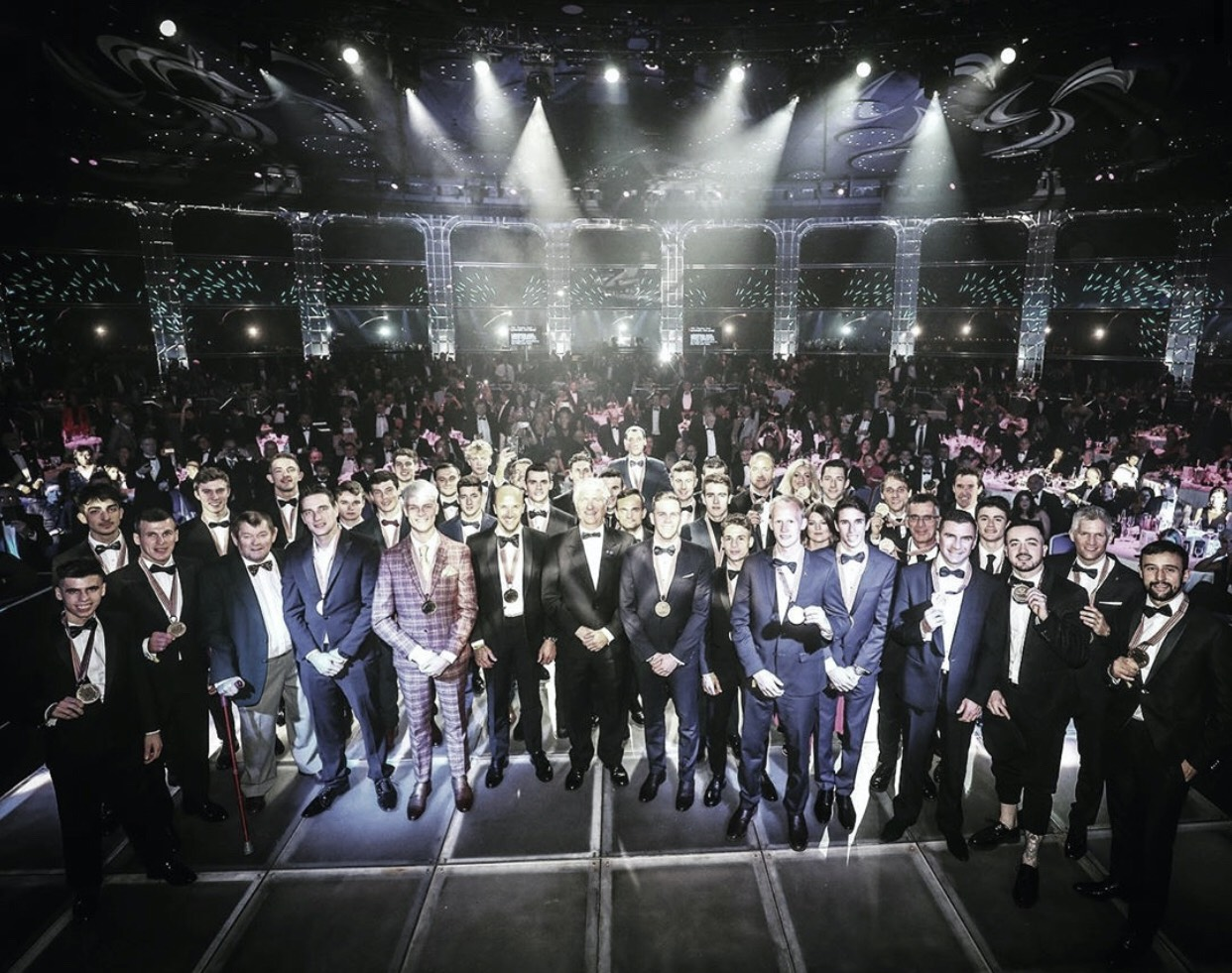 Los FIM Awards se celebraron en Mónaco