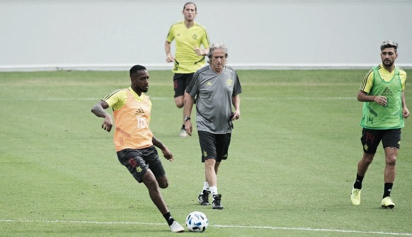 """""""Não vamos mudar a maneira de jogar"""", afirma Jorge Jesus sobre o Flamengo no Mundial"""