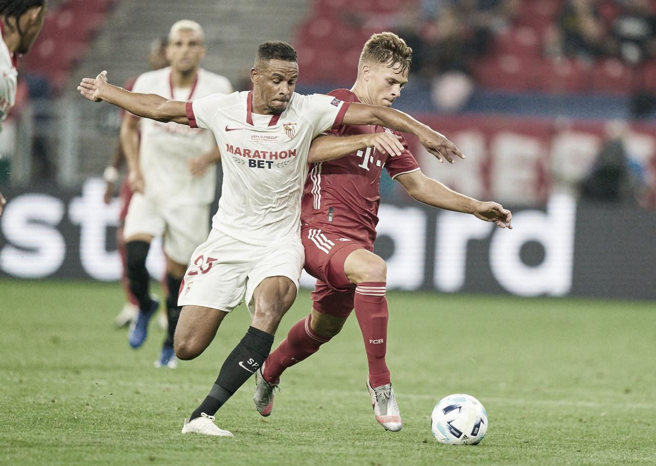 El Sevilla no puede contra el poderío bávaro