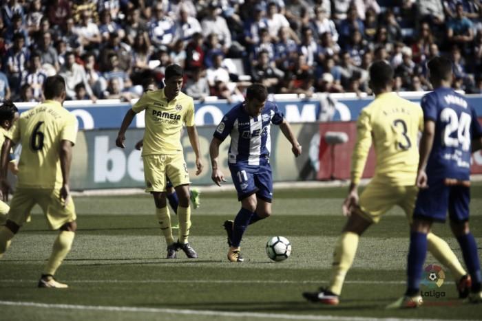 Análisis del rival: el Alavés vuelve al Estadio de la Cerámica