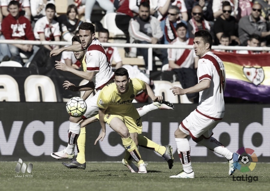 Rayo Vallecas vs Villarreal en VIVO ahora (2-1)