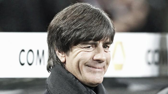 """Joachim Löw avalia desempenho alemão nas Eliminatórias: """"Temos cumprido as tarefas"""""""