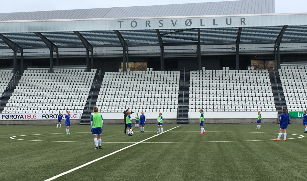 A Faroese football odyssey: An outsider's view of a tiny nation trying to qualify for the World Cup