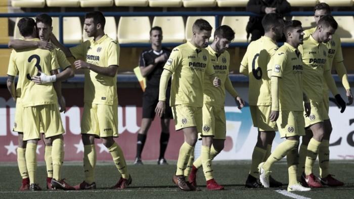 El Villarreal B empieza el año con buen pie