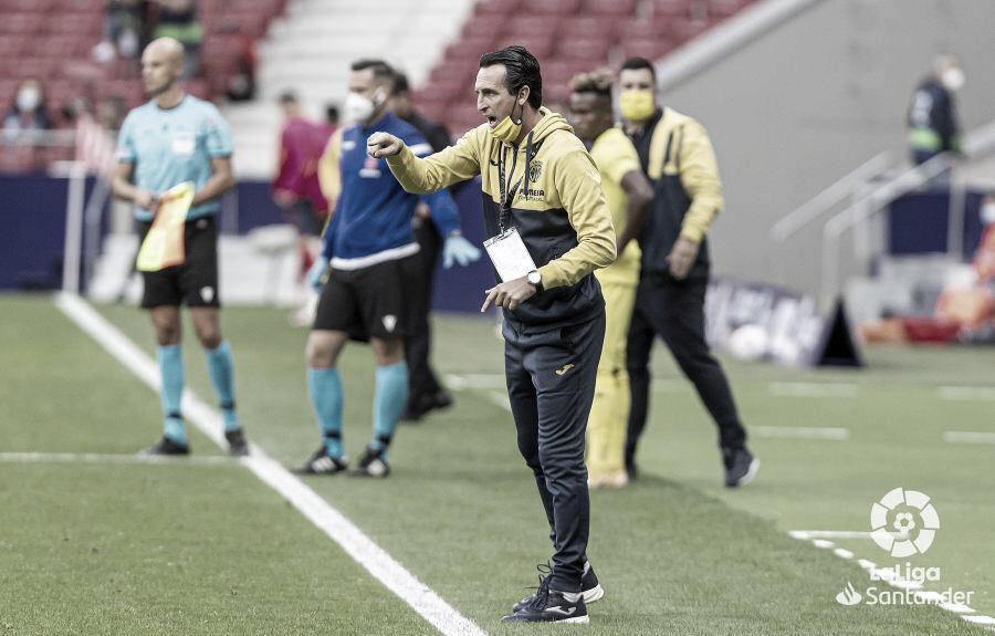 Unai Emery / Foto: LaLiga