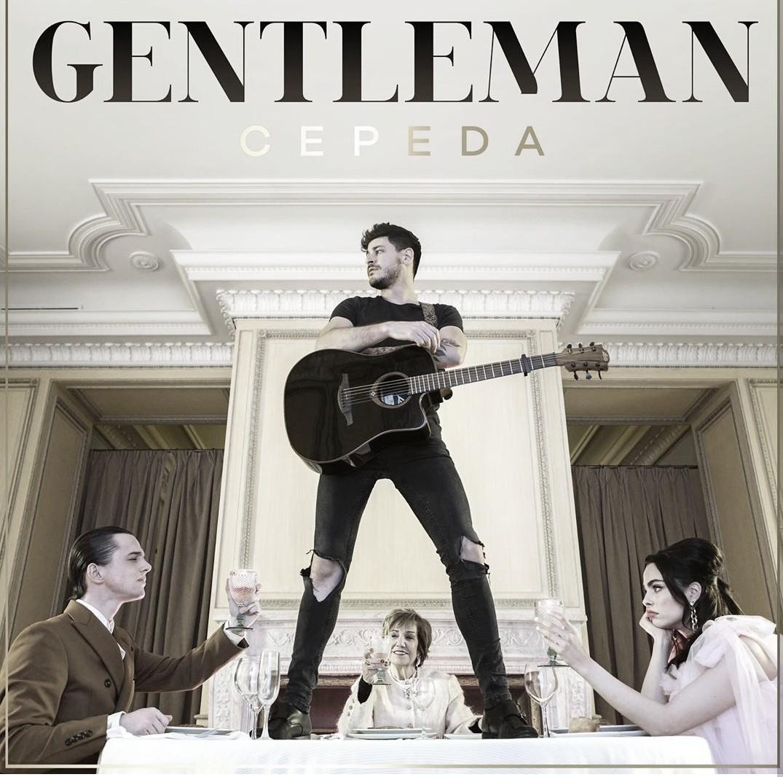 Cepeda anuncia la fecha de su nuevo single Gentleman