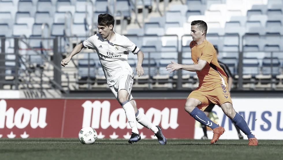 El Castilla ultima sus opciones de Playoff