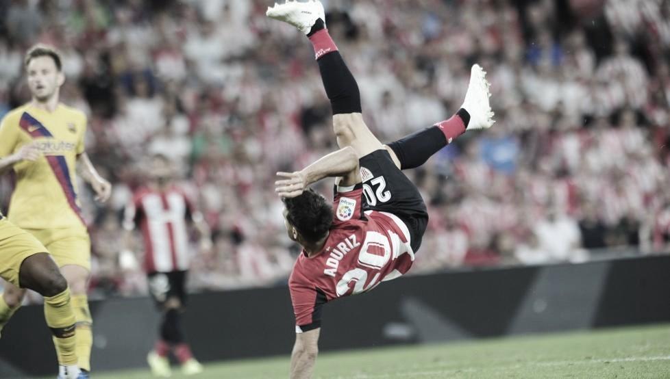 Previa Athletic Club - FC Barcelona: a la cuarta va a la vencida