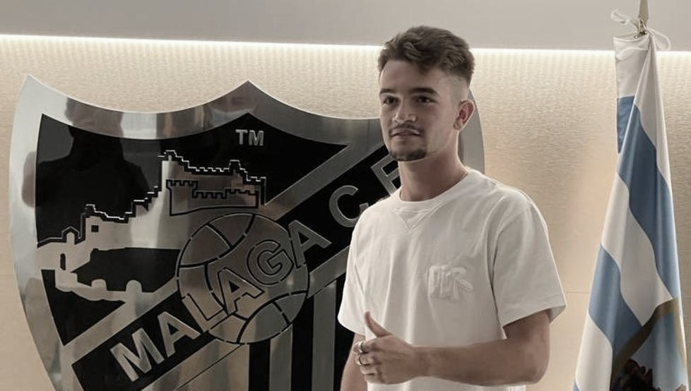 El Málaga CF se queda con capitán del Barca juvenil