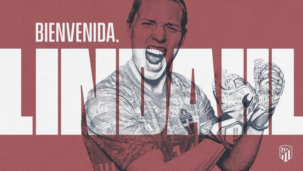 Hedvig Lindahl aterriza en el Atlético