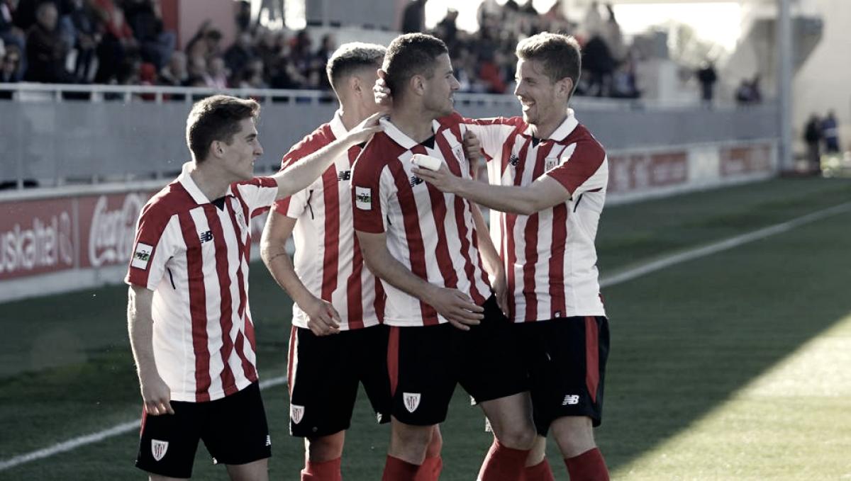 El Villarreal B, primer escollo en el camino del Bilbao Athletic