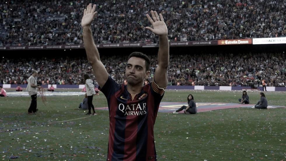 """Xavi: """"Me hace mucha ilusión volver al Barça"""""""
