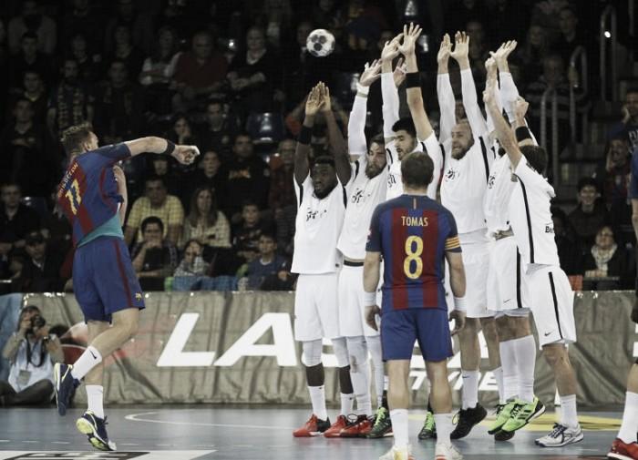 El FCB Lassa tumba la muralla parisina
