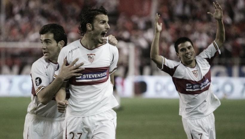 15 años del gol que cambió la historia europea del Sevilla FC