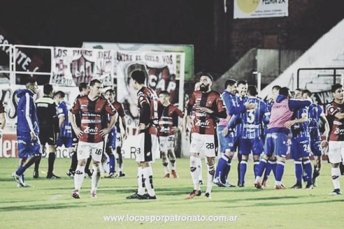 Quilmes - Patronato : necesitan los puntos