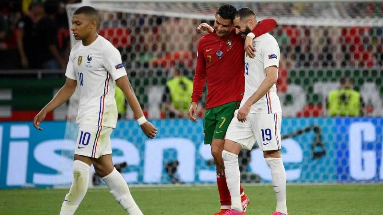 Francia y Portugal se clasifican para octavos