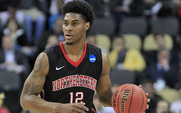 Quincy Ford Scores 22 As Northeastern Huskies Defeat ...