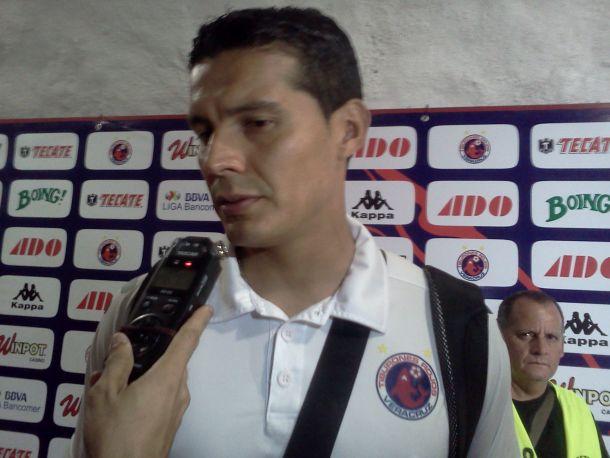 """Melitón Hernández: """"Uno no gana los partidos solo"""""""
