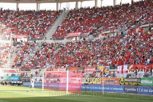 El Murcia baja el precio de las entradas un 40 % para lo que queda de Liga