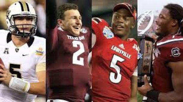 First Mock NFL Draft of Spring
