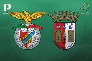 Benfica recebe o SC Braga