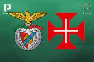 Benfica recebe Belenenses SAD