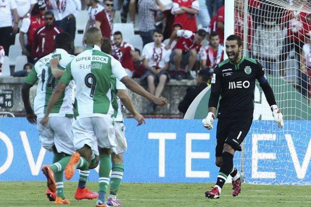 Coppa del Portogallo,Braga beffato: ai rigori la spunta lo Sporting