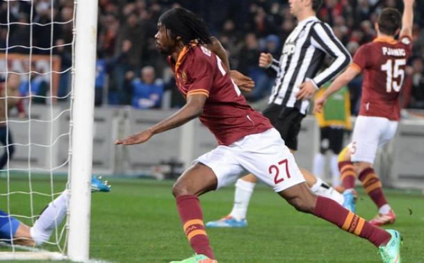 Roma in semifinale, Juve schiantata