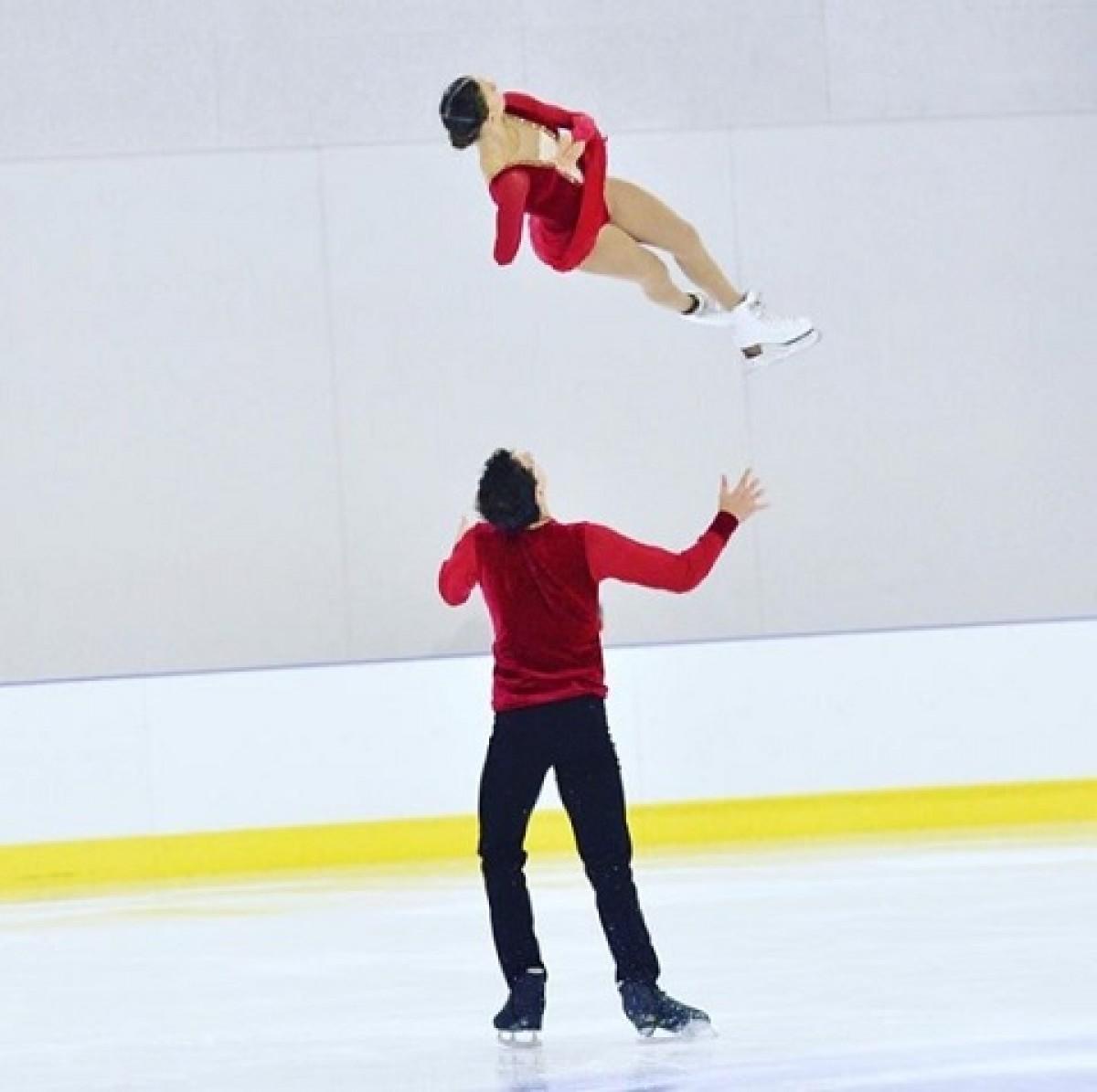"""ESCLUSIVA. Laura Barquero e Aritz Maestu: """"Ci alleniamo con i pattinatori olimpici e andiamo ai mondiali. Un sogno che si realizza"""""""