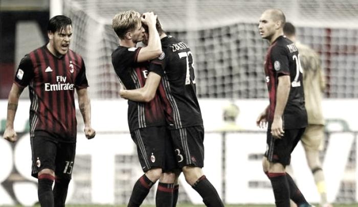 Milan, Romagnoli è out: difesa inedita contro la Lazio