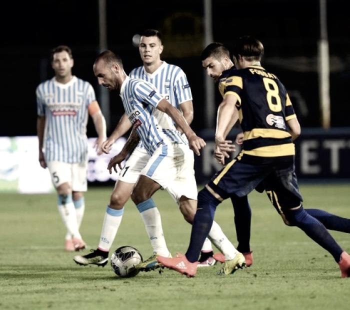 Verona-Spal, posticipo extra lusso in Serie B