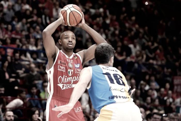 Legabasket Serie A - Milano per chiudere la serie, Capo per forzare gara 5
