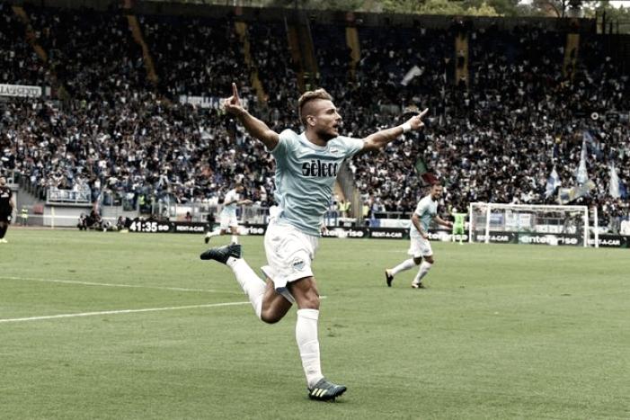 Calciomercato Lazio, lo Shanghai SIPG vuole Immobile e offre 80 milioni